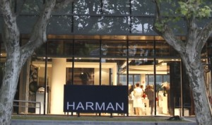 Harman's Madison Ave. Flagship store
