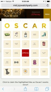 "Another look at the JCPenney ""Oscar's Play To Give"" virtual game card"