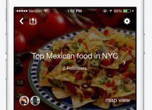 Citymapping Mexican Food in NYC