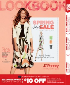 "JCPenney's New ""Look"""