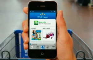 Attention, Walmart mobile shopping.
