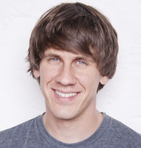 Foursquare's Dennis Crowley