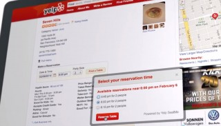 Reservations tools Yelp SeatMe is being expanded.