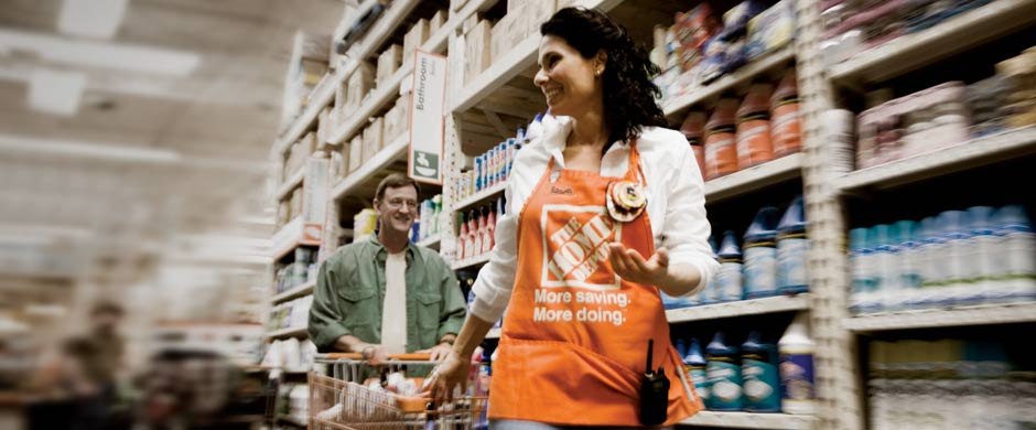 The Home Depot Marketing Mix (4Ps) Strategy