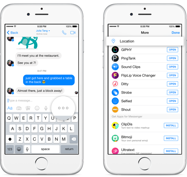 how to turn off automatic download facebook messenger