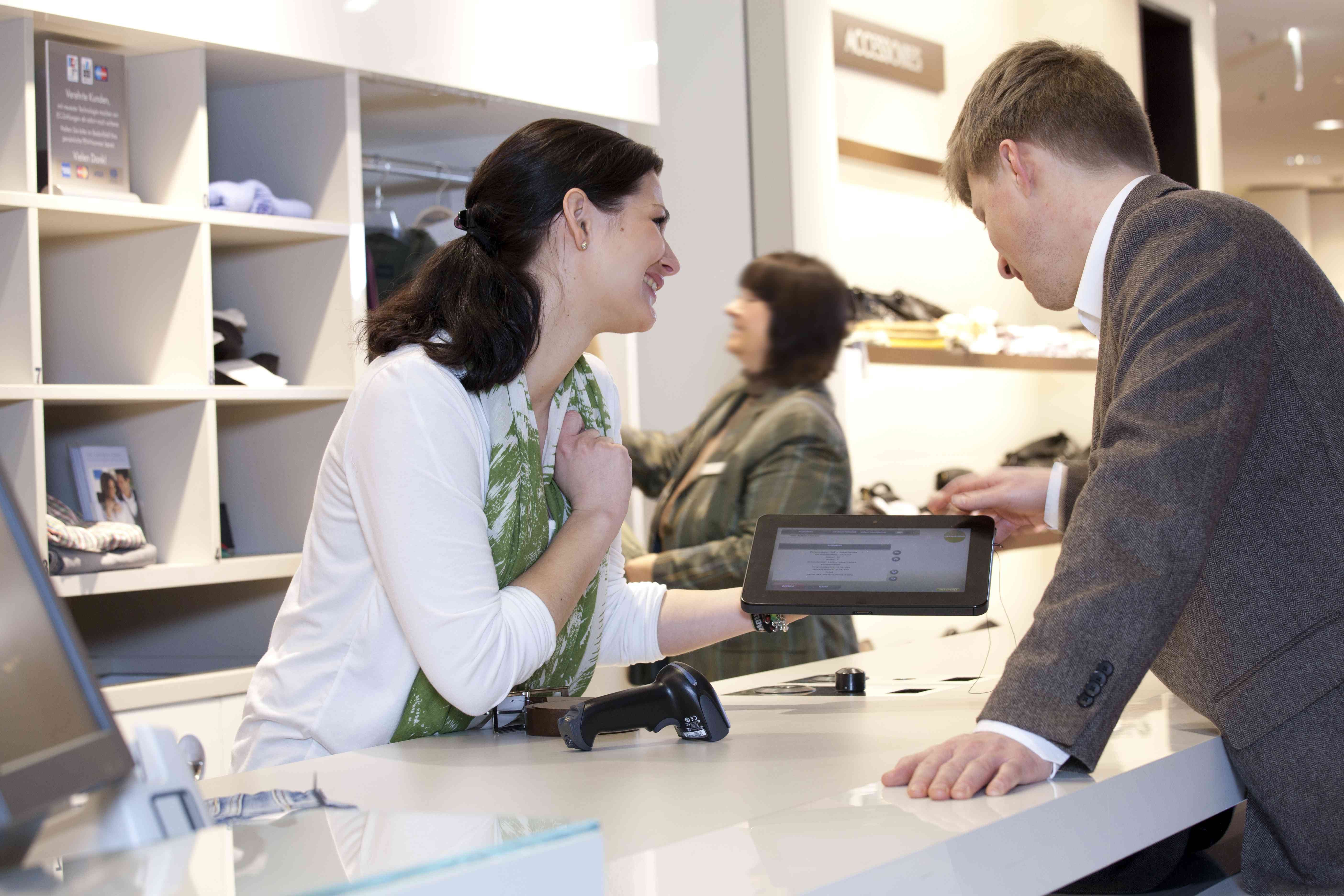 468aed08f0 ... of communication and engagement between consumer and retailer