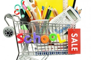 sale for back-to-school