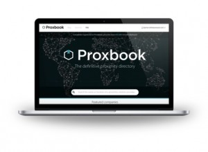 Proxbook debuts today.