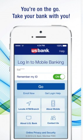 US Bank's 'Your Community' App