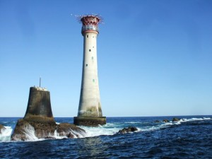 An Eddystone Lighthouse