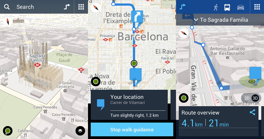 Nokia Sells Digital Mapping Product HERE To German Automakers For $3 Billion