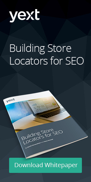 Store Locator Pages
