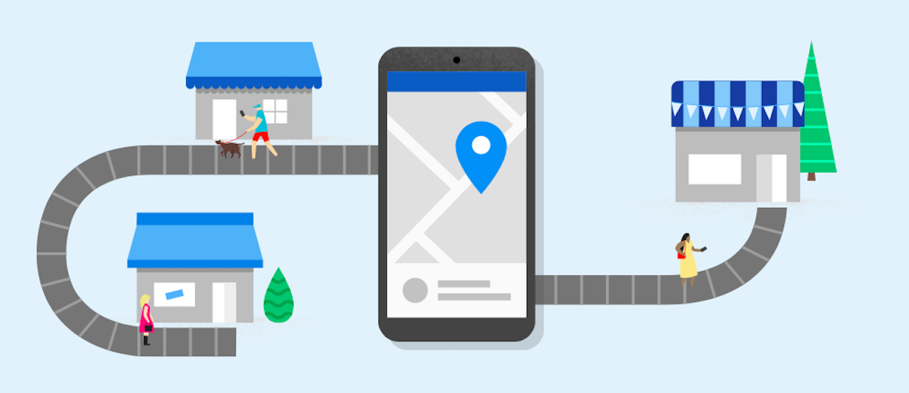 Google Location Searches Grow 50 Percent Faster Than General Queries