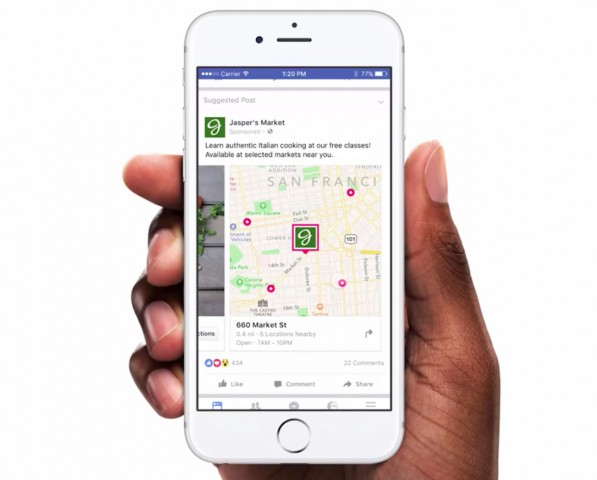 Facebook Deepens In-Store Attribution Tools