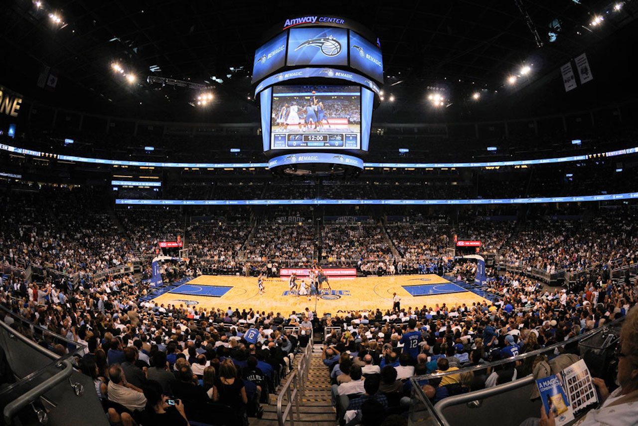 How The Orlando Magic Generated 1 Million In Ticket Sales With Beacons