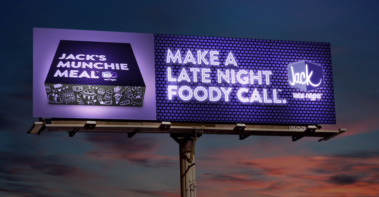 Jack In The Box Leads Late Night With 'Munchie Meals' And