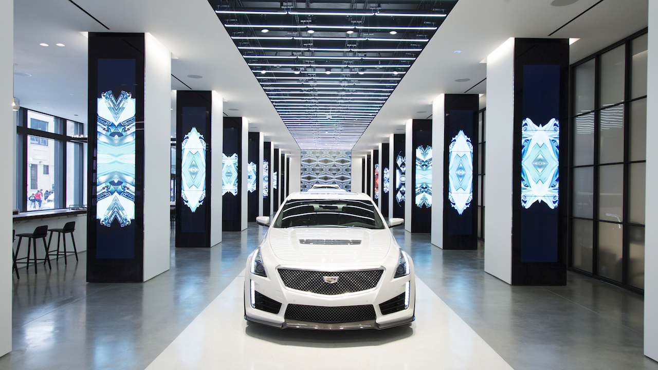 cadillac a dealership orangeville interior mississauga and chevrolet royal in inc