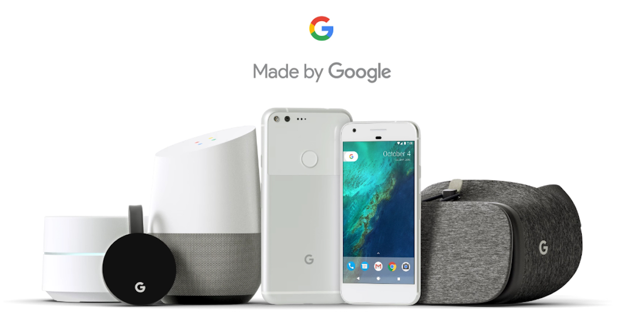 36eb3113713 Google Pixel And Google Home Attempt To Connect All Online-Offline ...