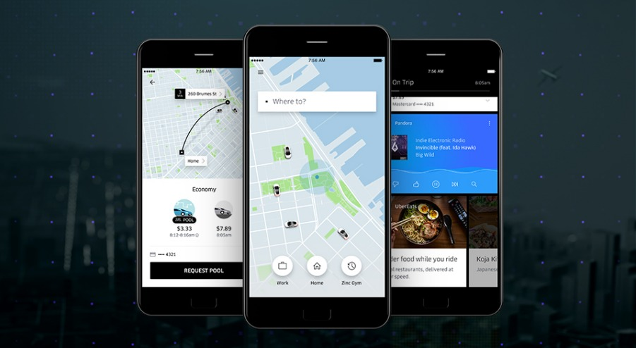 Uber Takes An Innovative View Of Location With New Rider App |