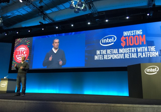 100 million Intel Retail Committment