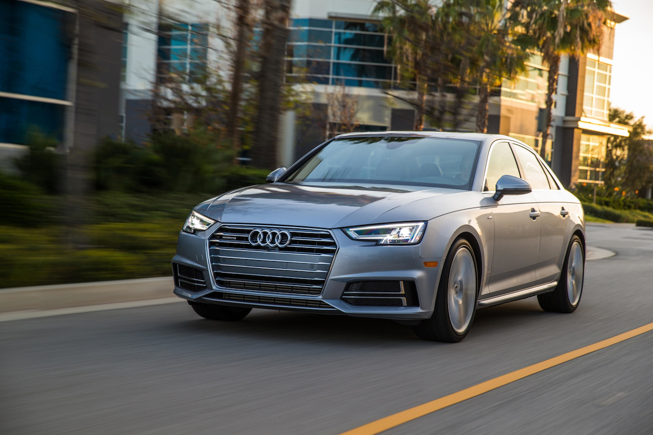 How Audi's Acquisition Of Silvercar Expands Its 'Shared