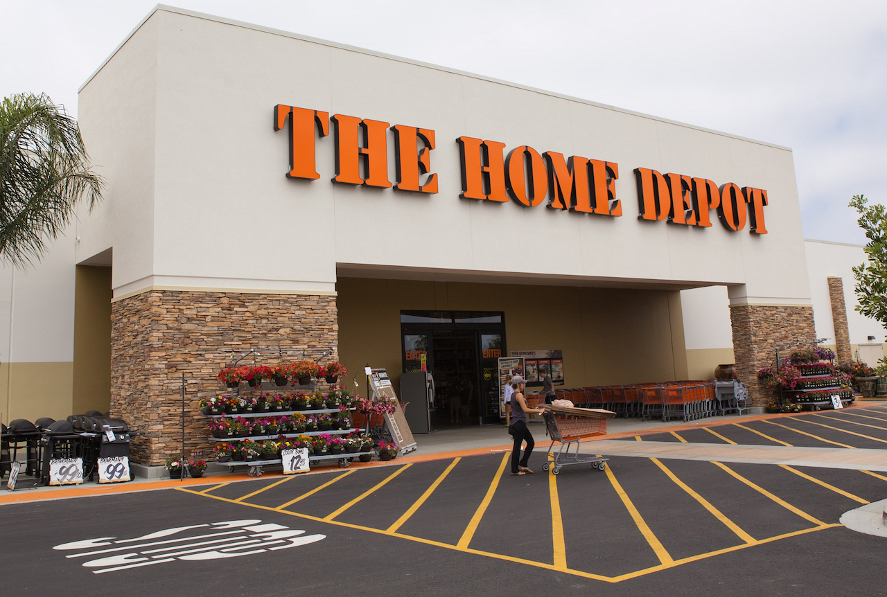 """home depot marketing strategy Free essay: the home depot store on 59th st in manhattan uses its storefront to attract its customers in his book why we buy, paco underhill points out """"the."""