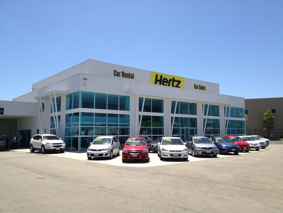 Places To Rent A Car: Rental Car Brands Avis And Hertz Shift Gears To Self-Driving