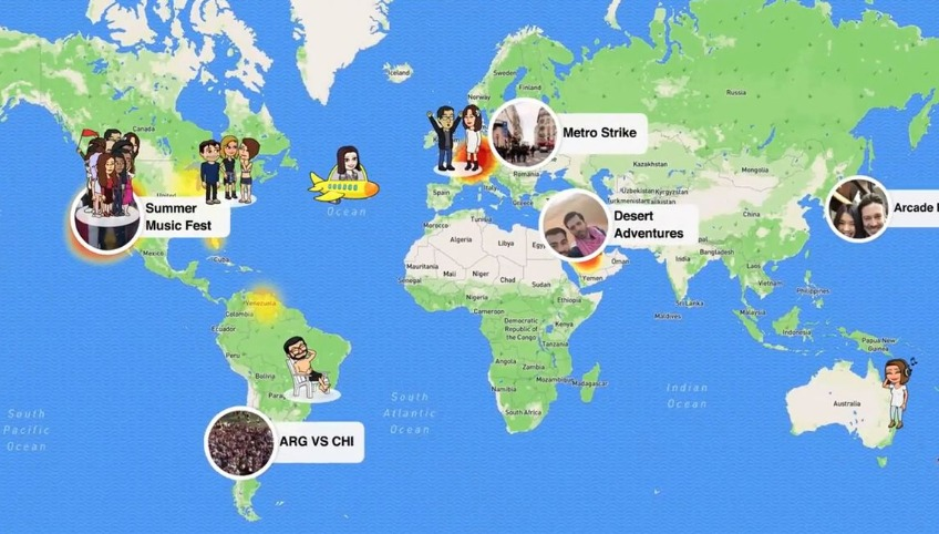 Geo 101 What Do Marketers Need To Know About Snap Map