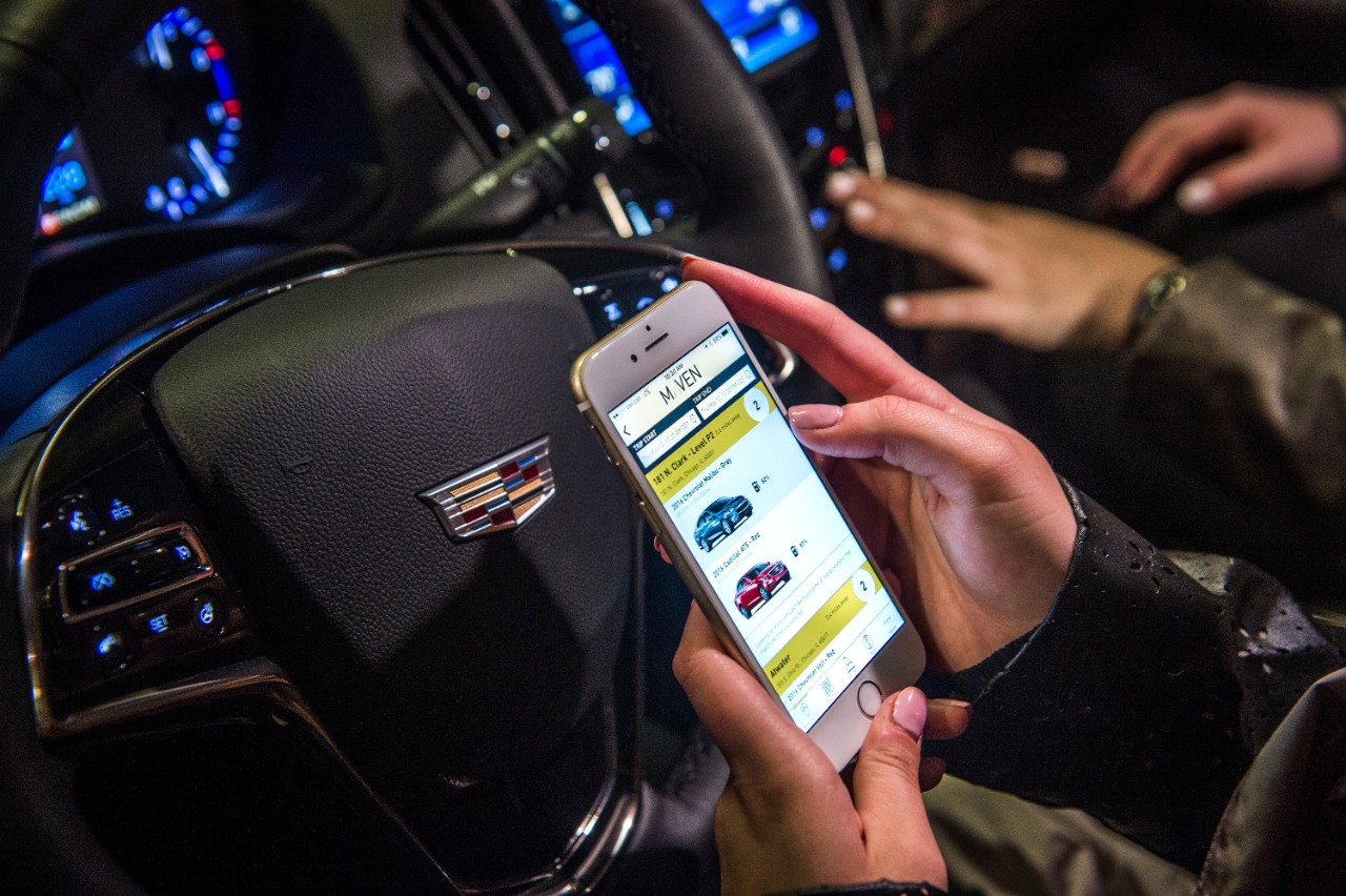 GM expands its vehicle sharing service for Uber and Lyft drivers
