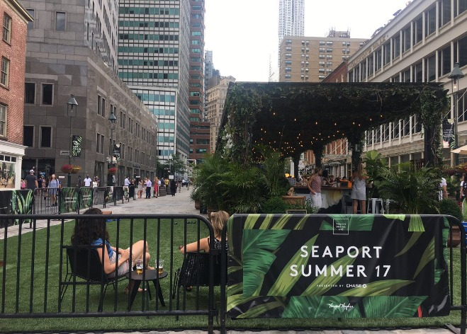 Chase Looks To Attract New Card Members With Sapphireonlocation Summer Popup