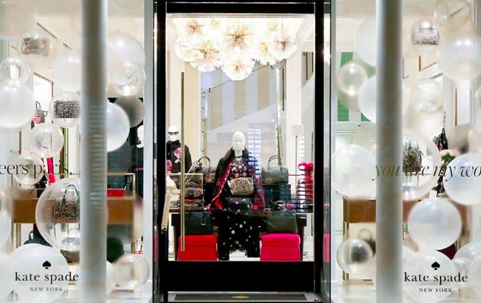 To Promote The Launch Of Its First Parisian Flagship, Kate Spade New York  Has Debuted Its U201cJoy Walksu201d AR Experience For Consumers Aimed At Blending  Fashion, ...