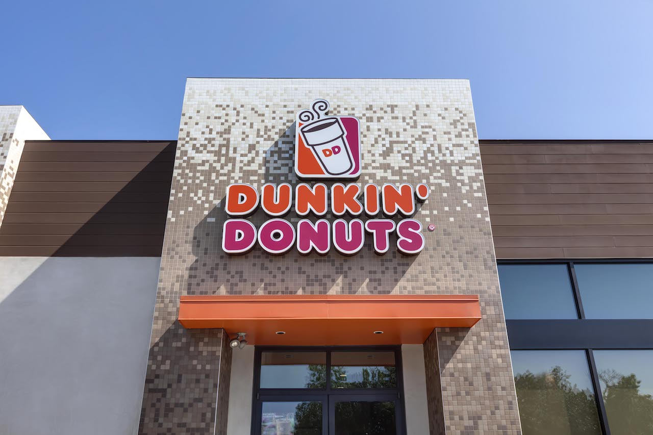 dunkin donuts growth strategy