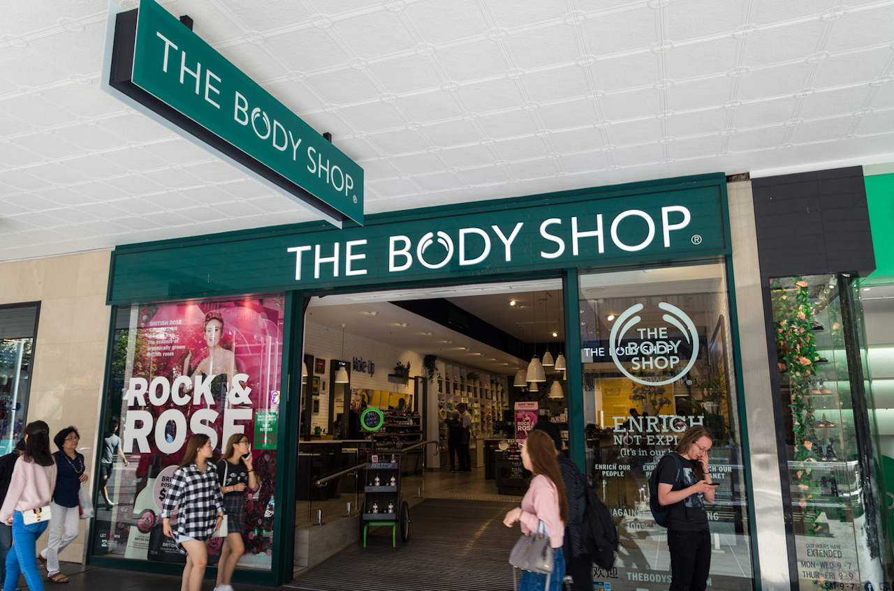 815e47679b The Body Shop s first out-of-home campaign in the U.S. is meant to connect  its retail locations with its long-time battle against animal testing in ...