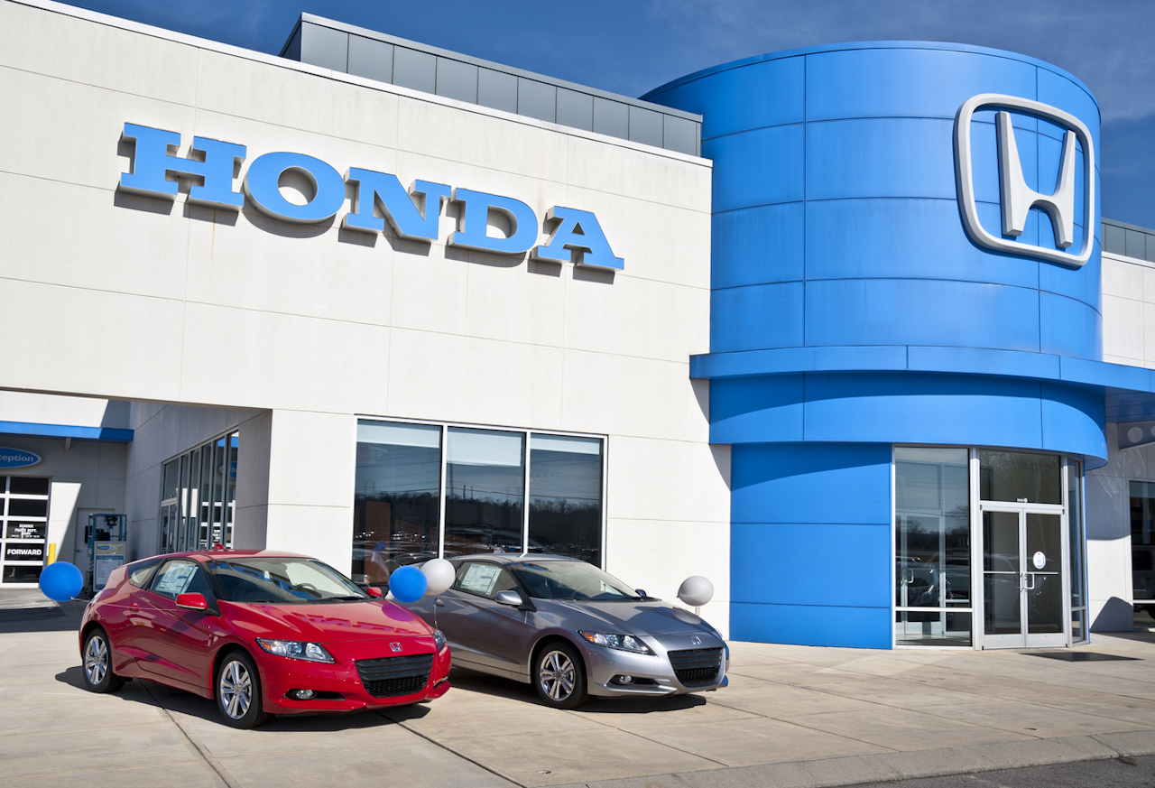 Honda Paragon In Queens NY, Is Billed As The U201clargest Certified Pre Owned Honda  Dealership In The World.u201d Despite Paragonu0027s Title, Brian Benstock, ...